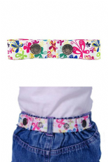 Dapper Snapper Toddler Belts - Keeps Trousers & Skirts Up! From 9mo - 8yrs